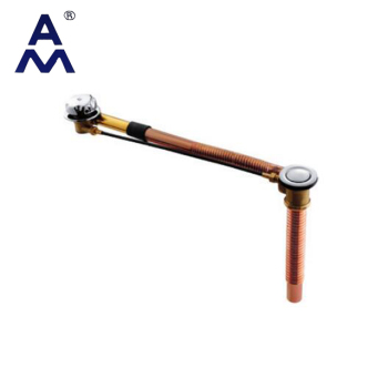 YP27 copper Bath Waste 1-1/2 Bathtub Drain & Overflowbath drain bathtub drain
