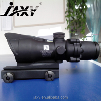 Jaxy 4x32 Military Surplus Rifle Scopes Air Rifle Scopes Hunting Thermal  Weapon Sight Night Vision Weapon Sight - Buy Optic Rifle Scopes,Air Rifle