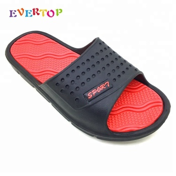feabd1585a11 EVERTOP 2019 China Factory Cheap Wholesale High Quality new EVA men  lightweight cheap personalized slippers