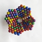 Neodymium Ball Colored Magnets, Magnetic Ball For Gifts