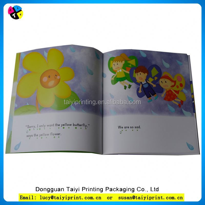 Good Quality Custom Colorful photo book materials
