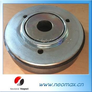 Speaker magnet rare earth magnetic speaker motor for Rare earth magnet motor