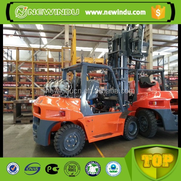 HELI Diesel CPCD100 10 ton forklift for sale in Vietnam
