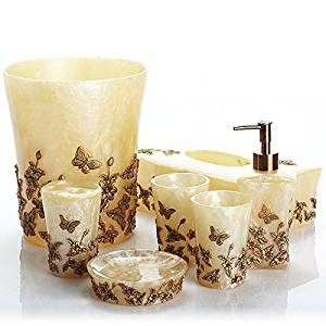 BBSLT European Butterfly bathroom set of seven American-style bathroom sanitary ware suite