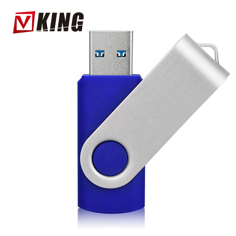 Promotion Gift Metal Swivel USB memory stick Swivel USB <strong>Flash</strong> With custom Logo Printing
