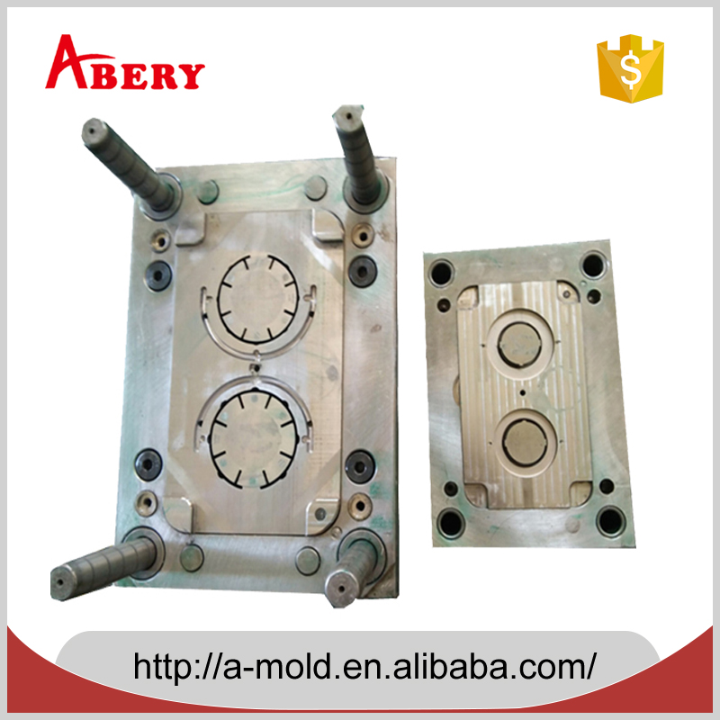 High Precision Plastic Injection Mold For Plastic Cellphone Case Maker