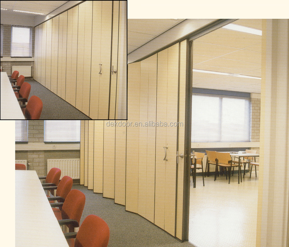 Moveable partition to a double wall room divider buy for Movable walls room partitions