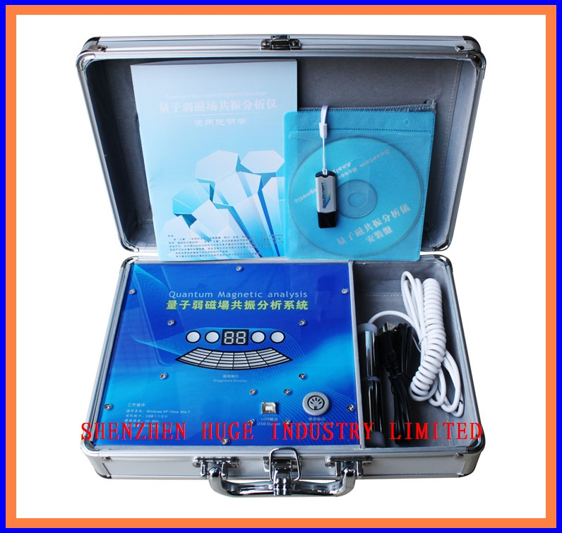 Hot-selling quantum reasonance magnetic analyzer with 41 reports