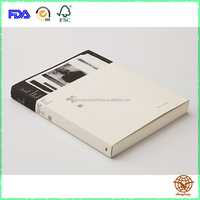 Book Printing Service /High Quality Softcover Printing Book