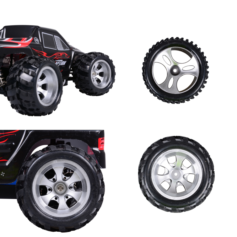 2pcs lot WL Toys Accesstory Tires A949 A959 A969 A979 Front tire and Rear tire for