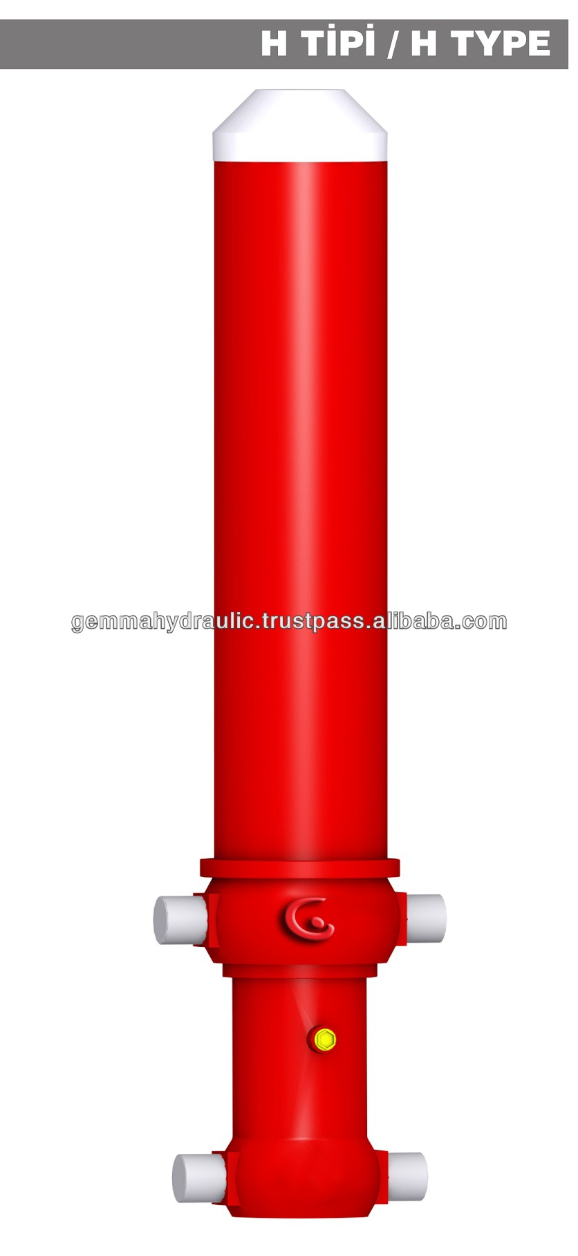 Telescopic Cylinder - Front Tipping - H Type