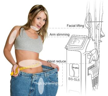 Gewichtsverlust Maschine vibriert