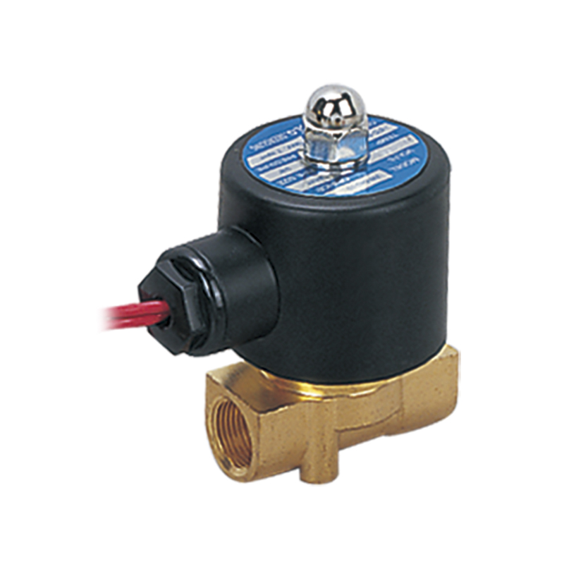 "Direct Acting 2 Way 2W025-08 Solenoid Valve/ water,air,gas,oil/ 1/4""/Pneumatic Solenoid Valve"