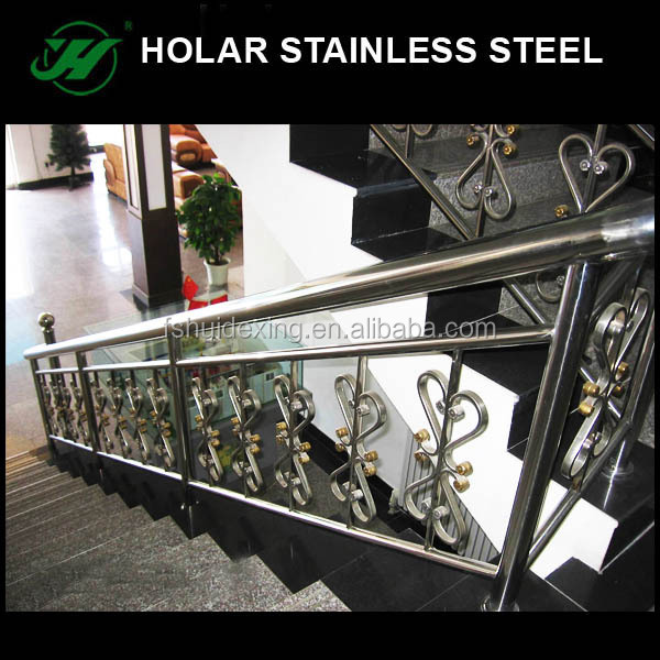 Stainless steel gates fences and stair railing buy for Terrace railings design philippines