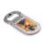 SGS factory high quality custom bottle opener fridge magnet