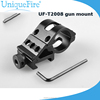 Uniquefire 25mm 25.4mm Ring Scope gun Mount base 45 Degree Side Flashlight Laser Rifle 20mm Dovetail Rail Scope Mount
