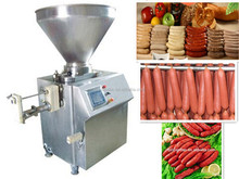 Automatic vacuum sausage filling machine, sausage making machine, sausage filler