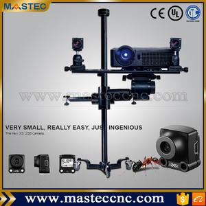 Blue light type terrestrial laser scanner / kinect 3d scanning