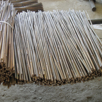 Bamboo for the orchard