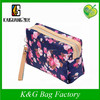 Washable And Durable Nylon Beauty And Make Up Cosmetics Pouch / Bag / Case for Makeup