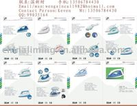 Supply all kinds of electric iron