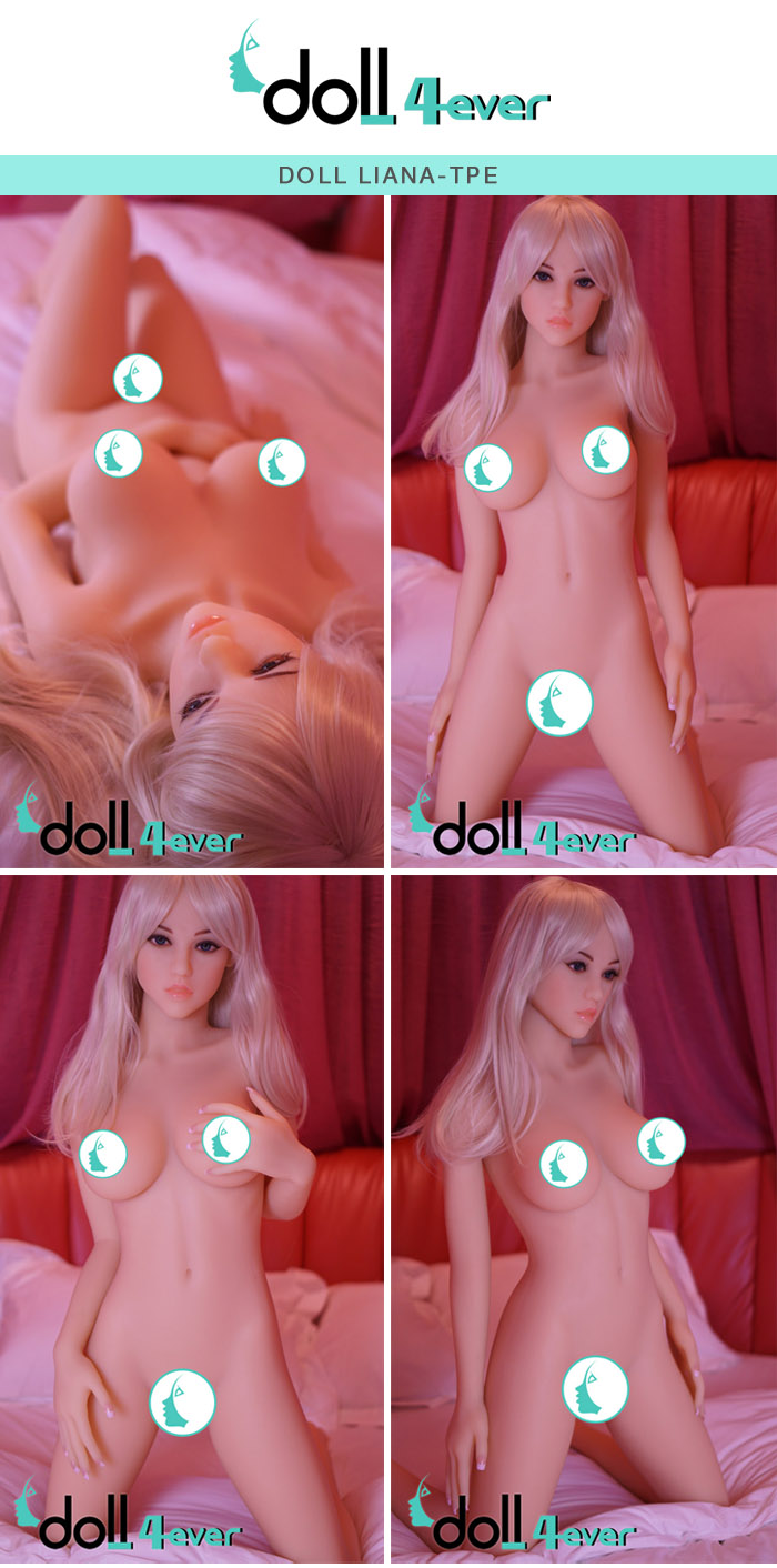155cm TPE sex DOLL LIANA - Real Sex Doll For Men
