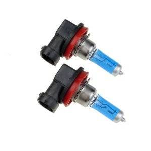 07 08 09 10 11 Toyota Camry Hybrid/LE/SE/XLE 2pc 12v 100w H11 Xenon Gas Super White Low Beam Light Bulbs 5000k 1pair
