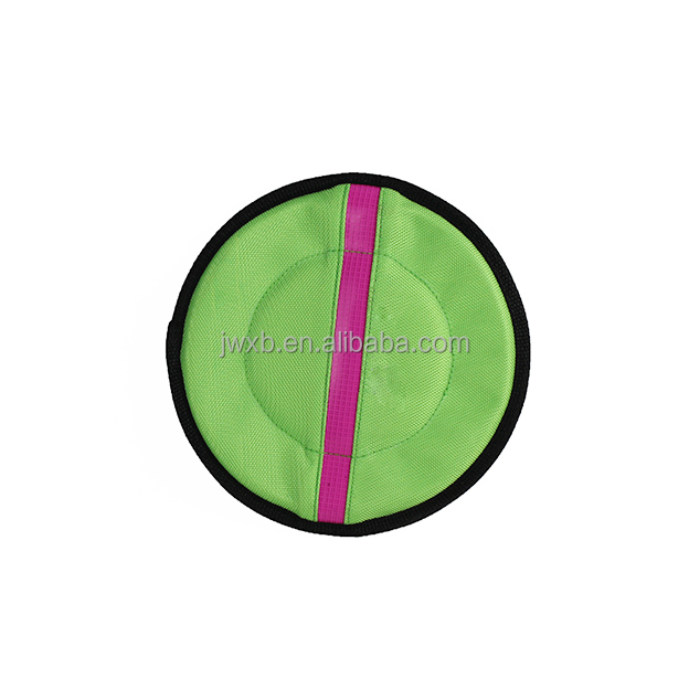 Wholesale old navy dog frisbee rubber frisbee