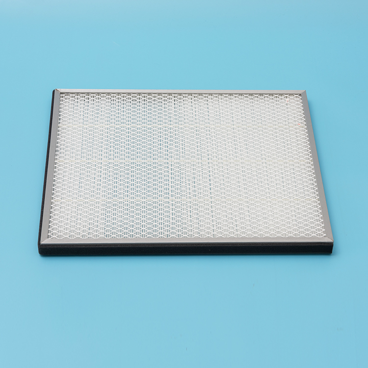 Chinese Factory Fiberglass /Melt blown (PP) / PTFE fiberglass hepa laminar air flow hepa filter
