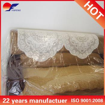 housse de canapé plastique En Plastique Transparent Housse De Canapé Canapé Sac Meubles  housse de canapé plastique