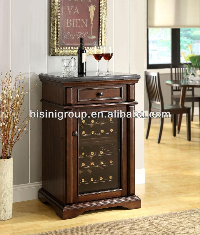 Bisini Mini Wooden Electric Wine