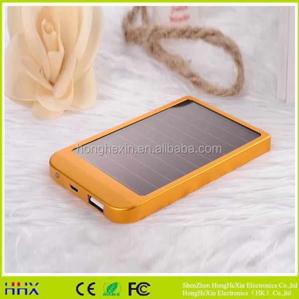 high capacity power bank phone power bank waterproof solar power bank