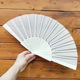 [I AM YOUR FANS] Sufficient stock! Spanish Style Plastic Handle Handfan Foldable Hand Fan13colors for choice