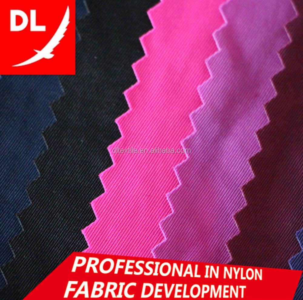 290T <strong>nylon</strong> fabric 230D <strong>nylon</strong> oxford fabric waterproof PU coated for backpack bag a large number in stock many colors available