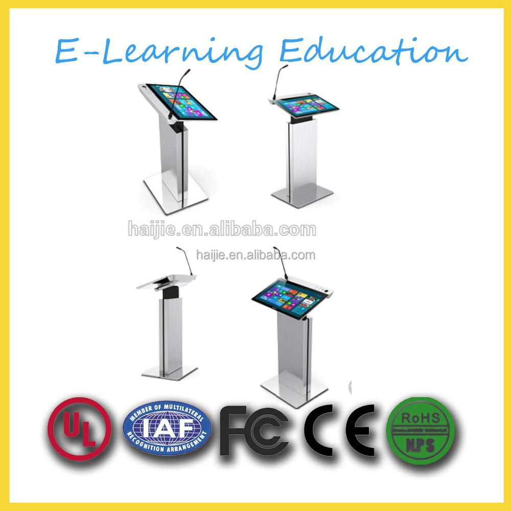 Smart Digital Lectern without Equipments for School