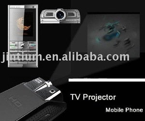 Hot projector mobile phone Q8