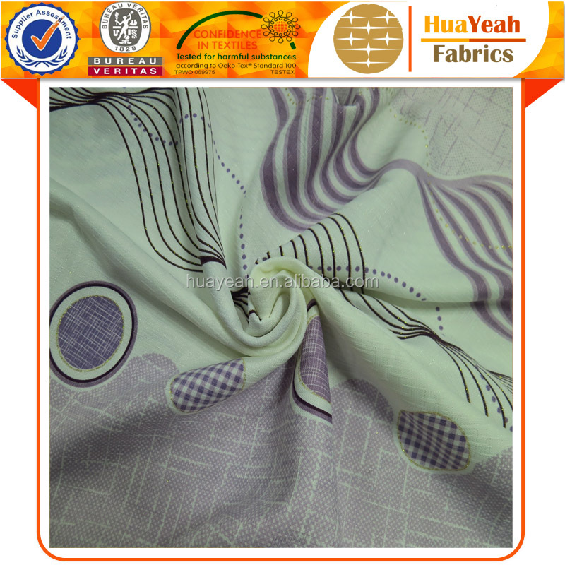 100%polyester jacquard new products continuous curtain fabric