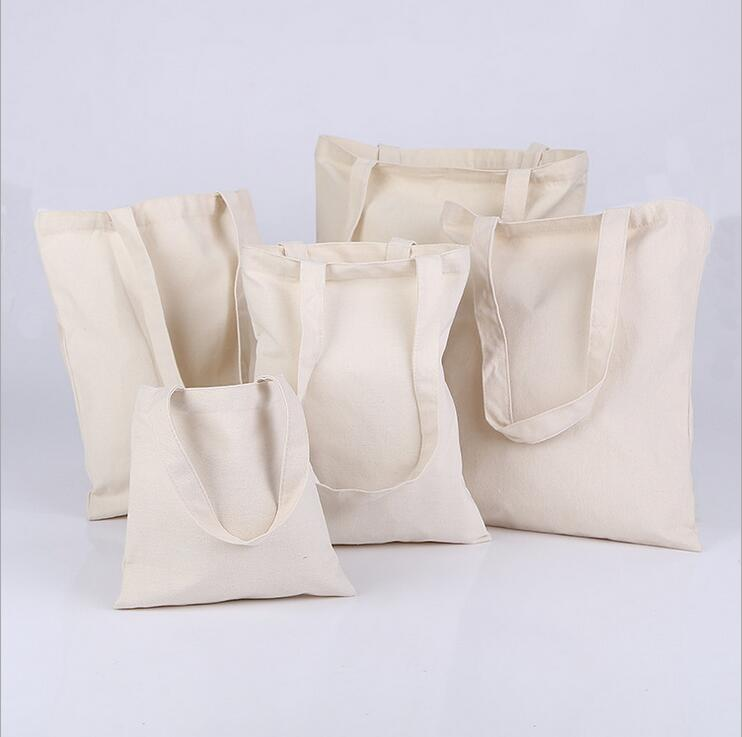 fc21af8106 Wholesale Blank Canvas Cotton Tote Bags With Personalize Logo - Buy ...