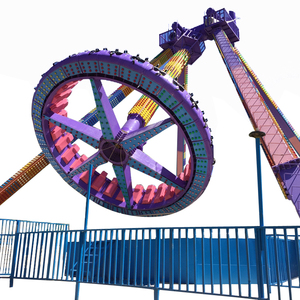 Them park main amusement rides big thrill ride crazy adult games for land park