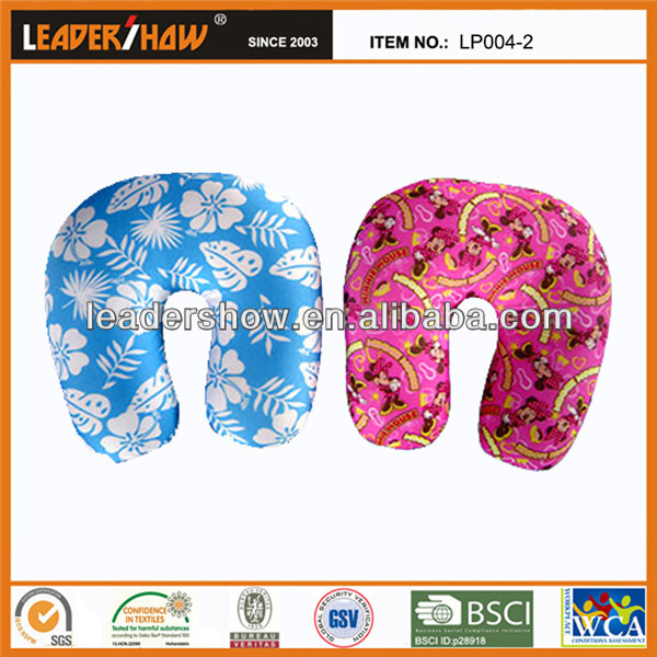 Wholesale pillow inserts U shape pillow for office staff noon break