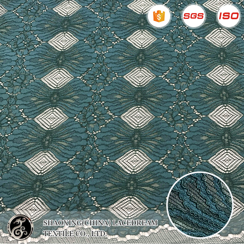 china manufacturers african laces french fancy emerald green lace fabric