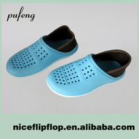 Beautiful good quality cheap latest mens soft sole EVA clogs shoes