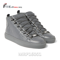 2017 Small Order Hightop Advertisement Free Sample Shoes