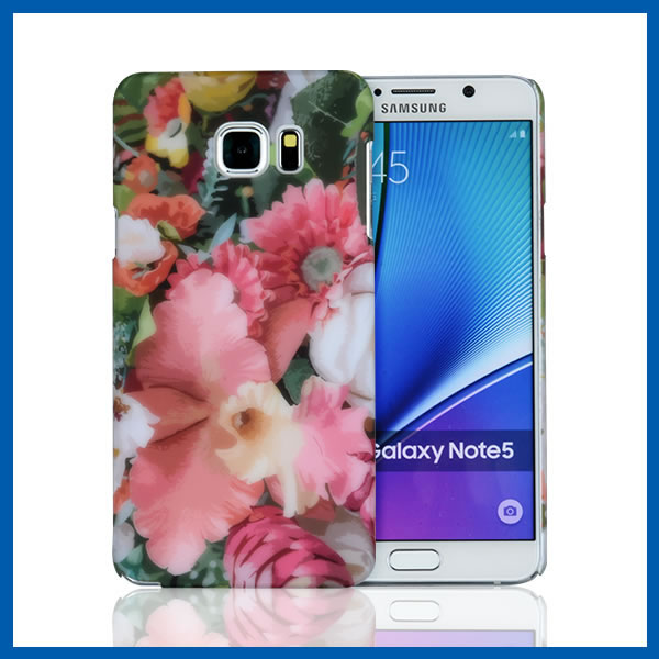 C&T New fashionable hard plastic cell phone cases for samsung galaxy note 5