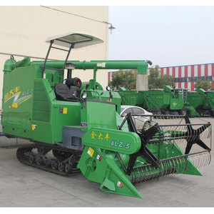 Best price Since 1995 Gold Dafeng price of rice combine harvester