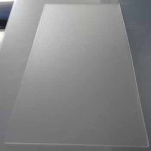2mm 100% PS virgin material extruded plastic transparent film PS sheet thermoforming plastic
