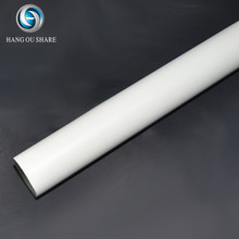 ASTM D2466 SCH40 white UPVC PVC solid pipe for water supply system
