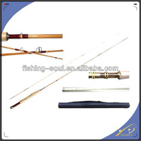 FYR001 2 Section Bamboo Fly Fishing Rod