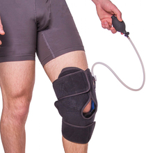 Alibaba Manufacturers Online Wholesale Medical Adjustable Neoprene Compression Knee Support Brace
