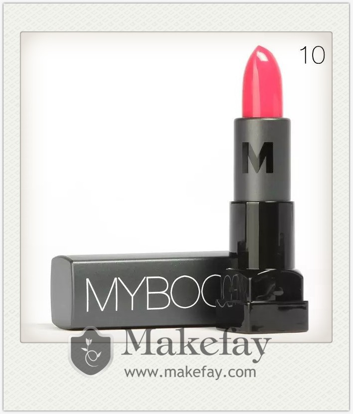 Myboon New arrival fashionable waterproof shinning lipstick for beauty